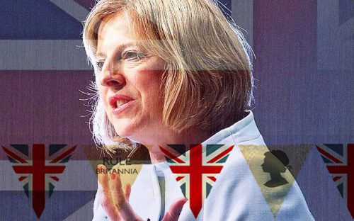 Just who is Theresa May?